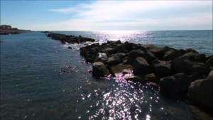 1 minute Ventimiglia Drone Video