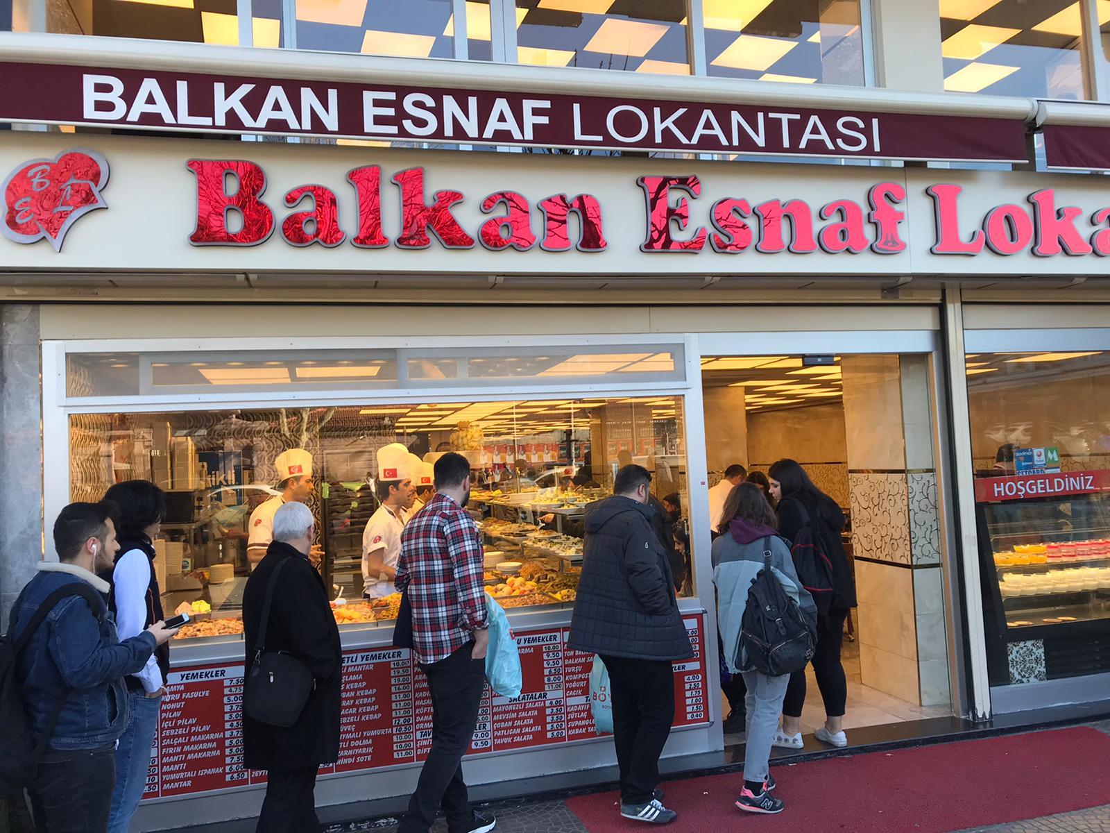 Balkan Esnaf Lokantası