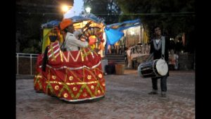 Kacchi Ghodi folk dance in Rajasthan | India