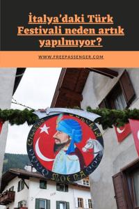 İtalya'daki Türk Festivali