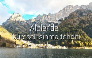 Alpler'de küresel ısınma