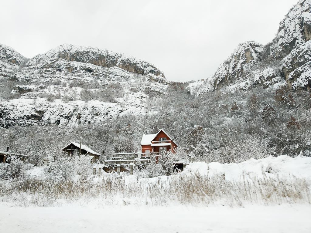 Sırbia in winter- Kışın Sırbistan