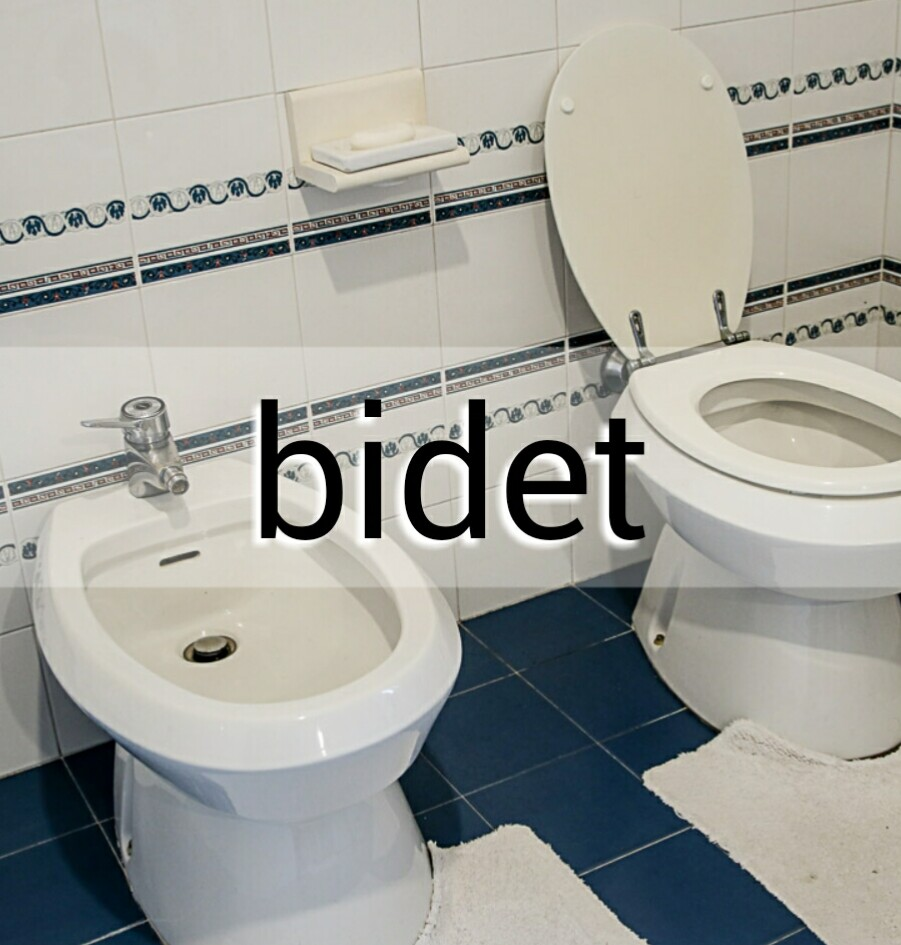 What's bidet and how to use it?