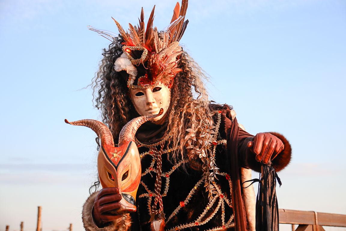 Carnival Venice-Venedik Karnaval