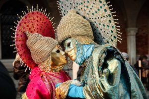 Carnival Venice- Venedik Karnaval