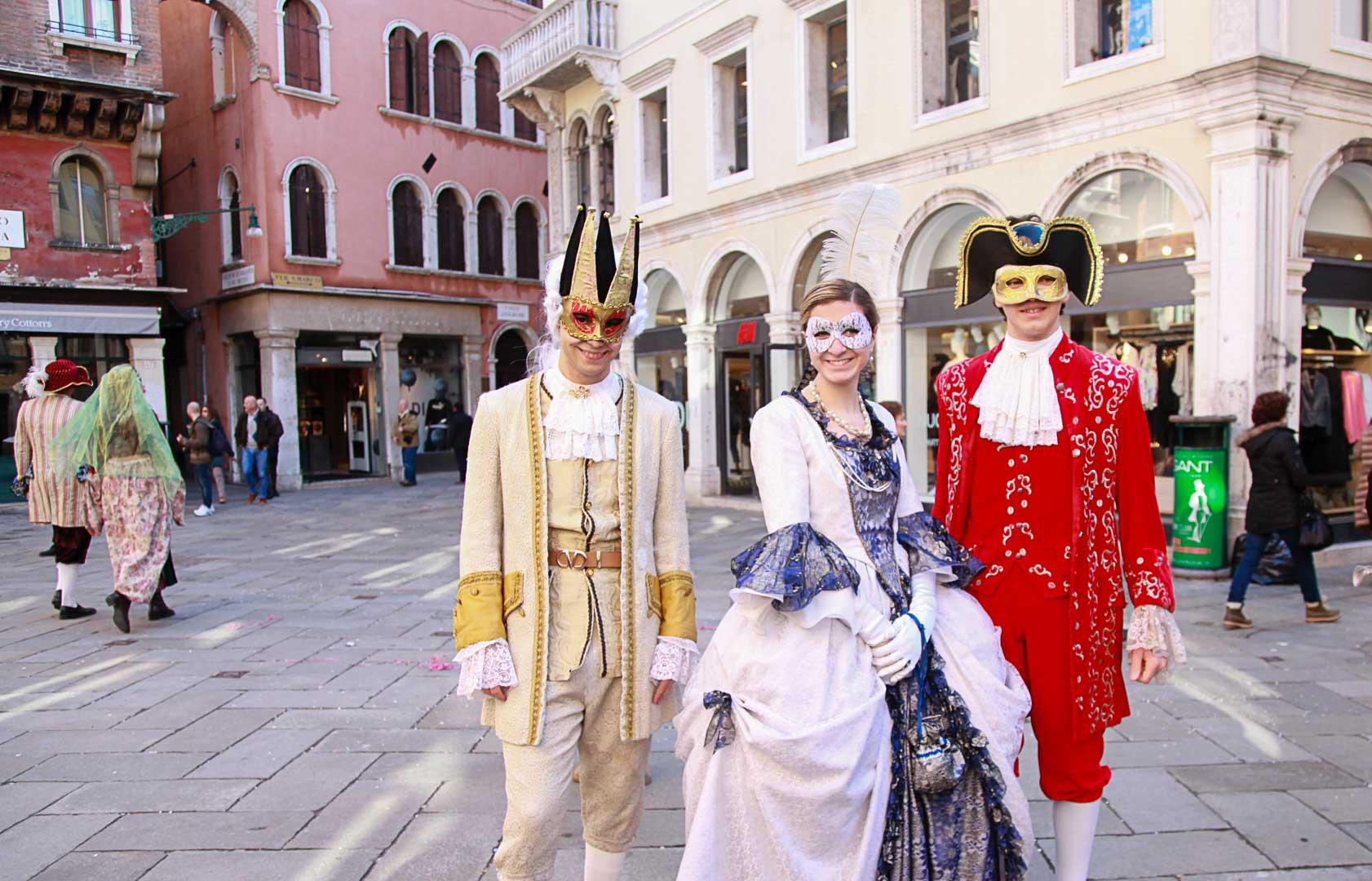 Venice Carnical Venedik Karnavalı