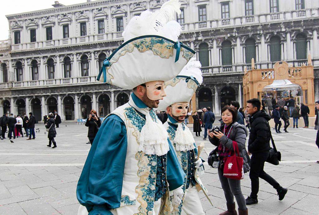 Venice Carnival Venedik Karnavalı