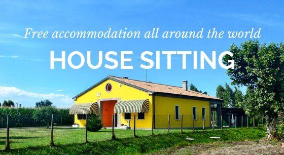 house-sitting