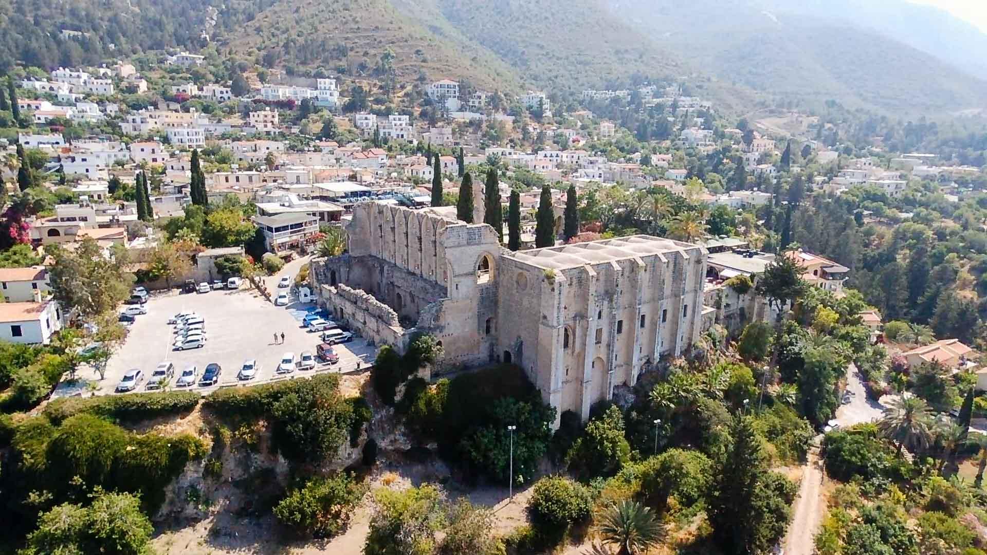 Kuzey Kıbrıs Bellapais