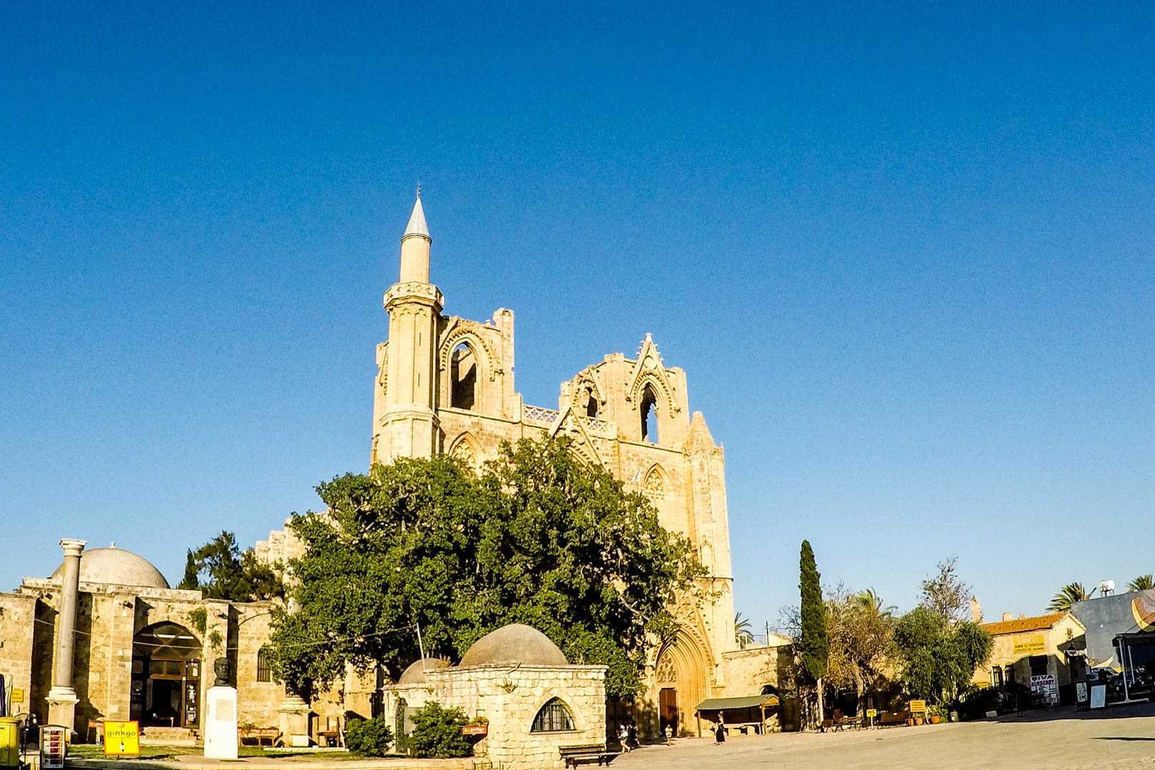 Northern Cyprus - Kuzey Kıbrıs - Lala Mustafa Paşa