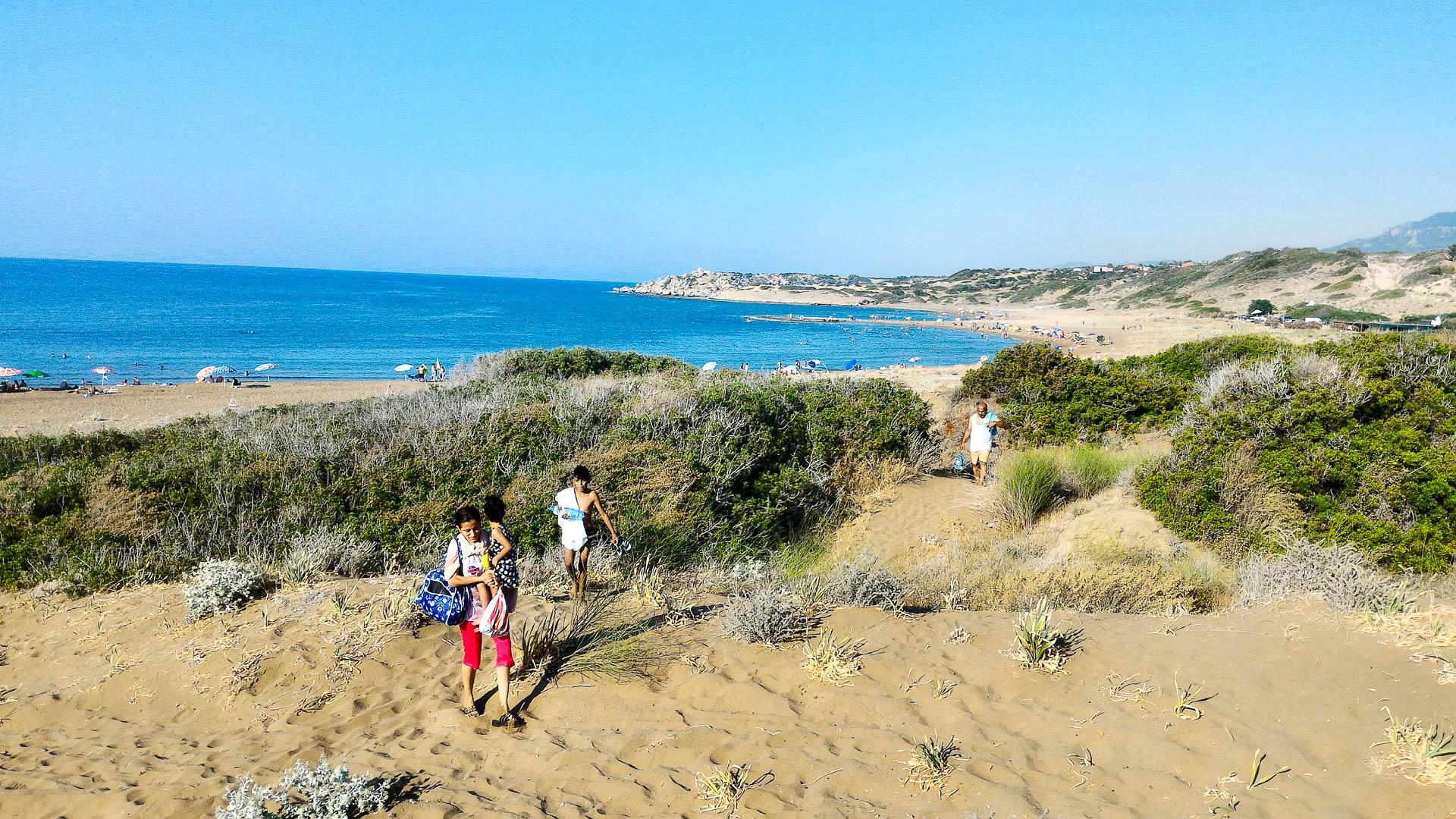 Alagadi Beach, Kyrenia