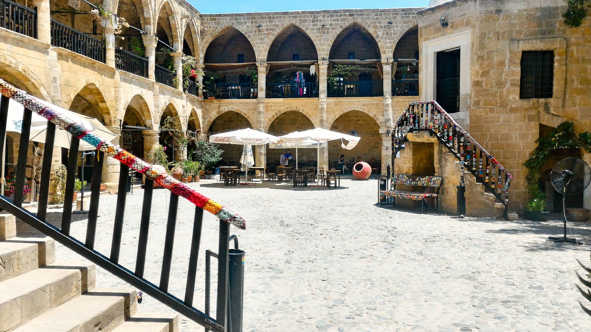 Northern Cyprus Kuzey Kıbrıs Great Inn (Büyük Han)