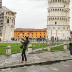 Pisa'ya gitmişken olmazsa olmaz: Pisa Kulesi ile poz