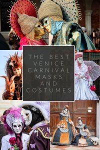 The Best Venice Carnival Masks Costumes