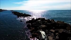 1 minute Ventimiglia | Drone Bebop 2