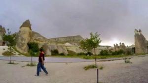 Cappadocia Zelve Chimneys