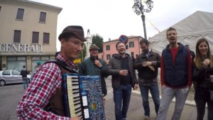 Pumpkin festival in Italy | Suca Baruca