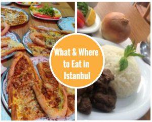 What & Where to Eat in Istanbul (Beşiktaş-Sirkeci-Eminönü)