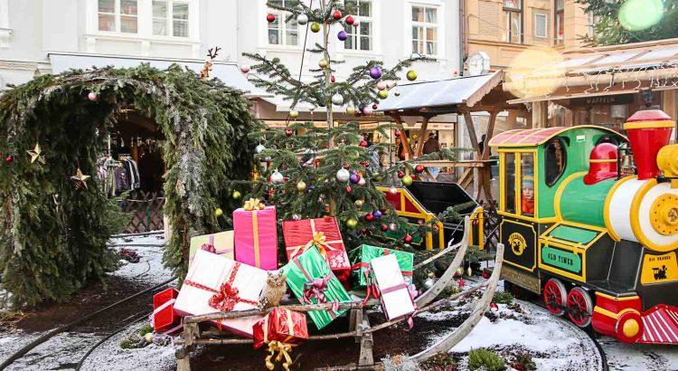 Noel ağacı -christmas tree -presents