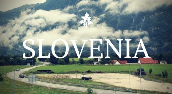 Slovenia-slovenya