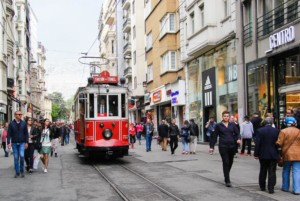 Moving to Istanbul
