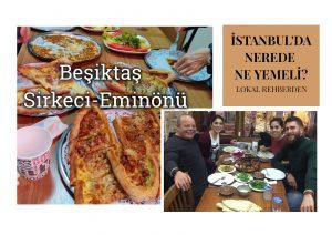 Istanbulda Nerede Ne Yenir